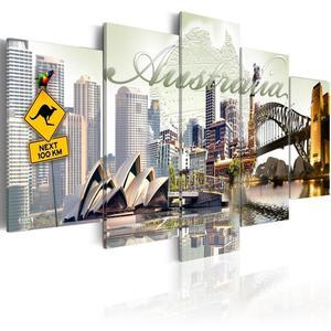 Obraz - Welcome to Australia! OBRAZ NA P - 2856740728