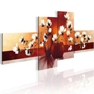 Obraz - Magnolie - impresje OBRAZ NA P - 2856740733