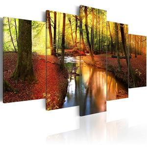 Obraz - Cisza lasu OBRAZ NA P - 2856740917