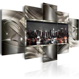Obraz - Noc w Nowym Jorku OBRAZ NA P - 2856740919