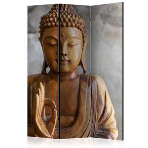 Parawan 3-częściowy - Budda [Room Dividers] - 2856741399