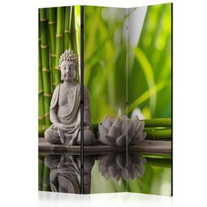Parawan 3-częściowy - Medytacja [Room Dividers] - 2856741400