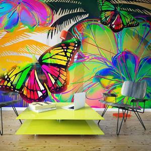 Fototapeta - Butterflies in the stomach - 2856742156