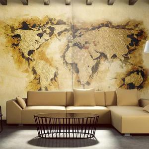 Fototapeta - Mapa poszukiwaczy złota - 2866331924
