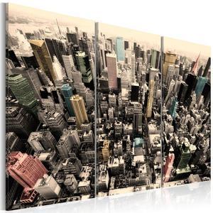 Obraz - Najwyższe budynki Nowego Jorku - 2853408010