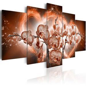 Obraz - Miłosne orchidee - 2866330868