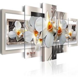 Obraz - Biała dyskrecja - 2866330872