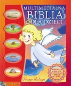 MULTIMEDIALNA BIBLIA DLA DZIECI. KSIĘGA RODZAJU - 1852262676