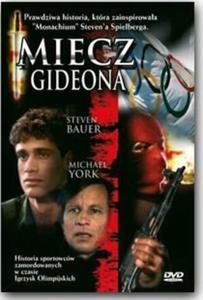 MIECZ GIDEONA (DVD) - 1852263365