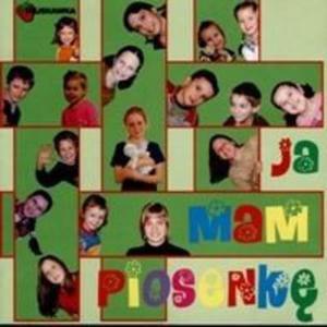 JA MAM PIOSENKĘ (CD) - 1852263442