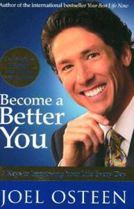 BECOME A BETTER YOU - 1852264454