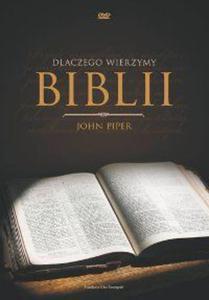 DLACZEGO WIERZYMY BIBLII (DVD) - 1852264662