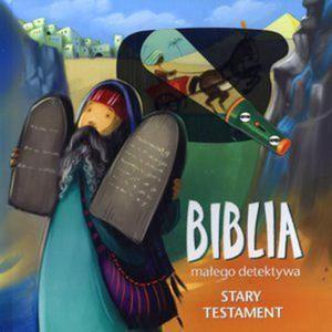 BIBLIA MAŁEGO DETEKTYWA. STARY TESTAMENT - 1852265306