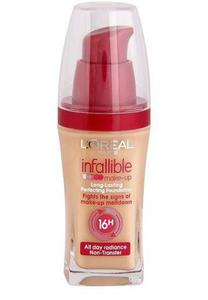 Loreal Infallible 16h 120 vanilla 30ml - 120 Vanilla - 2823550459