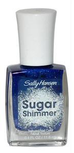 Sally Hansen Sugar Shimmer 07 Taffy Tart 18ml - 07 Taffy Tart - 2823551227