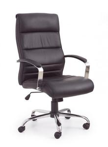 TEKSAS fotel gabinetowy czarny - sk - 2864055605