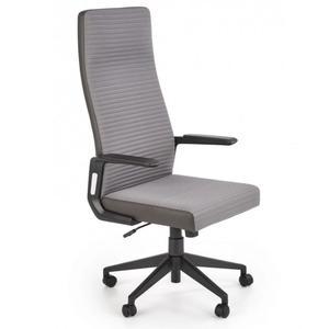 Fotel obrotowy biurowy AREZZO / popiel - 2863943538