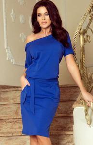 Chabrowa sukienka z wi - 2860596223