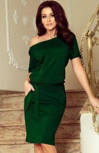 Wygodna sukienka z wi - 2862963501