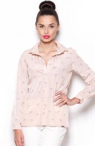 Figl M284 koszula różowa - 2832256096