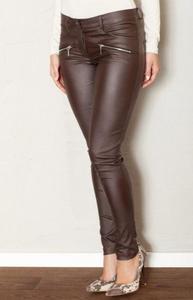 Figl M361 spodnie brąz - 2832258436