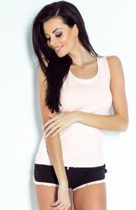 Ivon PK03 koszulka pudrowy róż - 2832265336