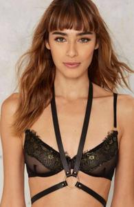Bijoux Indiscrets - MAZE 8 Harness Black - 2858272498