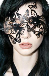 Bijoux Indiscrets Sybille maska - 2858591999