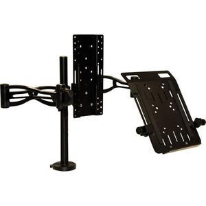 Podwójne ramię na monitor LCD Professional Series - 2849802253