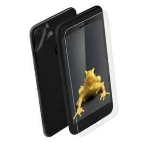 WRAPSOL HYBRID - Hartowane Szkło 9H + Folia na Obudowę do iPhone 7 Plus - 2841971489