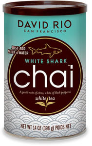 Chai White Shark David Rio 398g - 2865384547