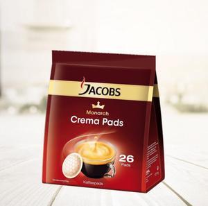 Kawa Jacobs Monarch Crema 26 pads - 2865384559