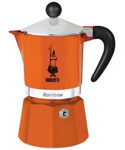 Kawiarka Bialetti Rainbow pomarańczowa - 2865603144