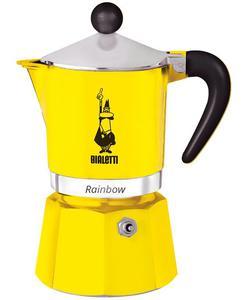 Kawiarka Bialetti Rainbow żółta - 2865603145
