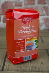 Herbata Westminster - Ceylon Breakfast 200g - 2865603179