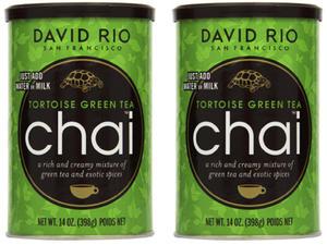 Chai TORTOISE GREEN TEA 2 x 398g - 2865384612