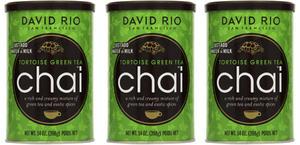 Chai TORTOISE GREEN TEA 3 x 398g - 2865384613