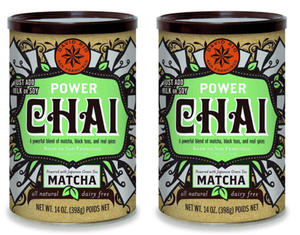 Chai Power David Rio 2 x 398g - 2865384624