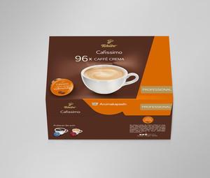 Kawa Cafissimo Caffe Crema Vollmundig 96 kapsułek - 2823034937