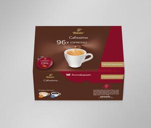 Kawa Cafissimo Espresso Kraftig 96 kapsułek - 2823034939