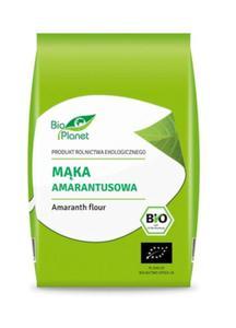 Mąka z nasion amarantusa BIO 400g Bio Planet - 2825280173