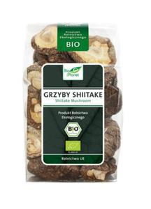 Shiitake (grzyby suszone) BIO 50g Bio Planet - 2865876444