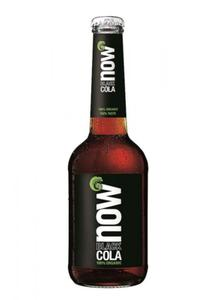 Black Cola z guaraną BIO 330ml NOW - 2825280363