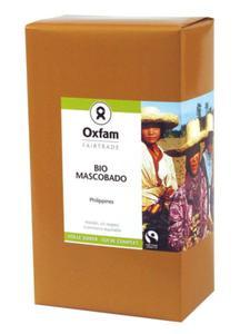 Cukier Mascobado Filipiny BIO 1kg Oxfam - 2825280369
