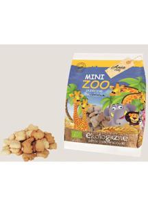 Ciasteczka pszenne Mini ZOO 100g BIO ANIA - 2825280380