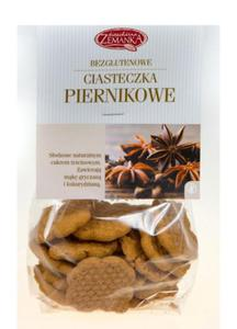 Ciasteczka piernikowe bezgl. BIO 100g Zemanka - 2880559626