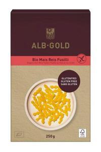 Makaron kukurydziano-ryżowy Świderki BIO 250g Alb-Gold - 2825280474