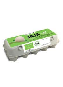 Jaja kury zielononóżki M BIO 10 szt Bio Planet - 2825280487