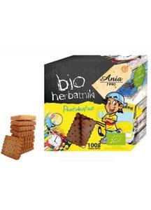 Herbatniki BIO 100g BIO ANIA - 2825280554