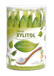 Ksylitol cukier brzozowy w saszetkach (40x5g) 200g Santini - 2825280575